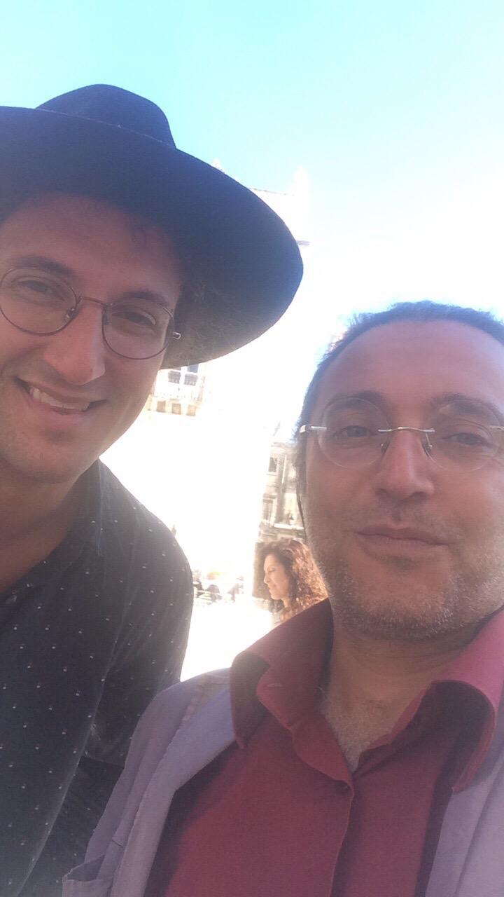 with Brendan Smith